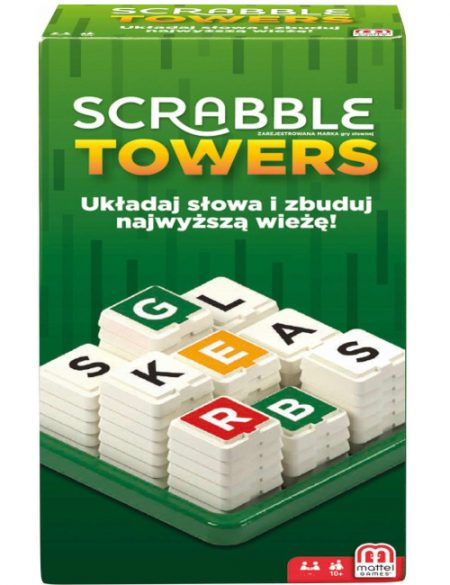Scrabble Towers